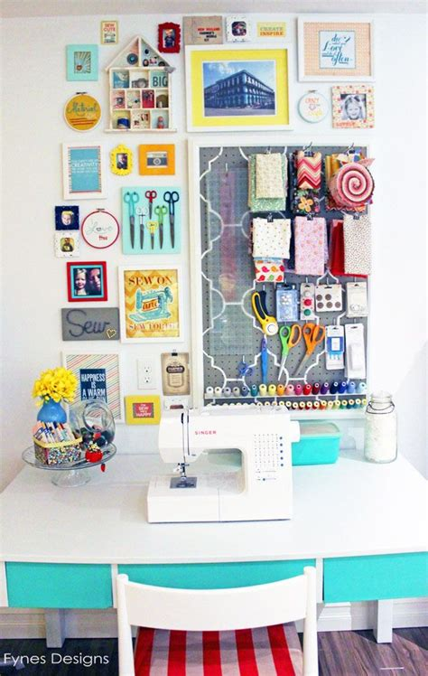 sewing room pegboard ideas 2288 best images about sewing and craft room inspirations on crafting craft