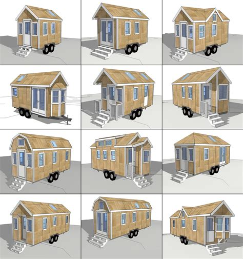 buy tiny house plans 12 plan bundle 5 days 79