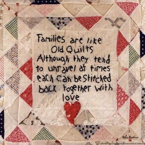 Quotes For Quilts by Quotes About Family And Quilts Quotesgram