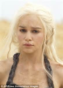 actress game of thrones khaleesi broadway beefs up security at breakfast at tiffany s as