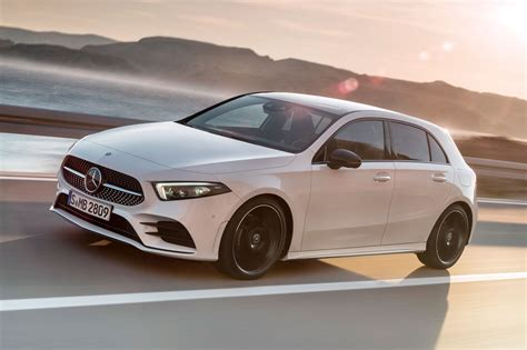 2018 merc a class new mercedes a class 2018 uk prices revealed by car
