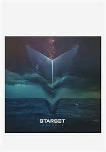 starset vessels with autographed cd booklet newbury comics