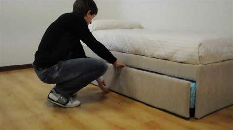 letti singoli doppi doppio letto estraibile a scomparsa