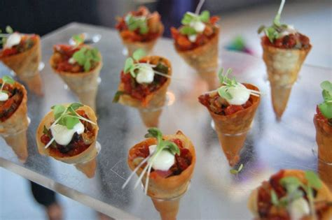 hor d oeuvres ideas hors d oeuvres from daniel et daniel event creation