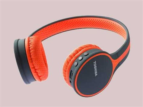 Headset Toshiba toshiba makes its debut in the indian audio business details inside