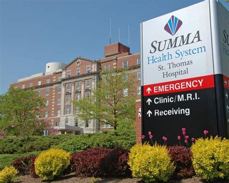 St Hospital Akron Detox by Summa St Hospital