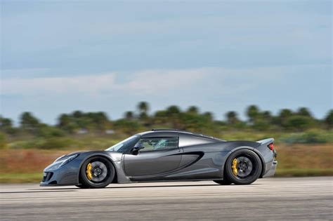 record setting 2014 hennessey venom gt listed for sale