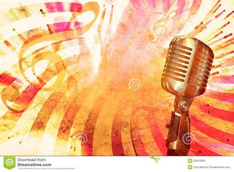 imagenes retro de musica fondo retro de la m 250 sica imagenes de archivo imagen