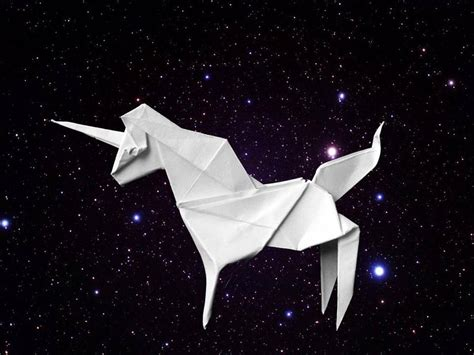 Easy Origami Unicorn - simple origami unicorn 28 images origami unicorn jo