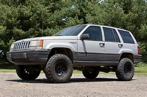 new 4 quot suspension system for zj owners zone