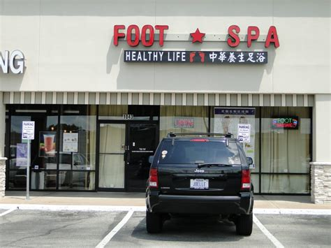 Foot Detox Houston Tx by Foot Spa 29 Reviews 1007 1109 Blalock Rd