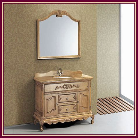 china classic bathroom cabinet vanity unit wooden