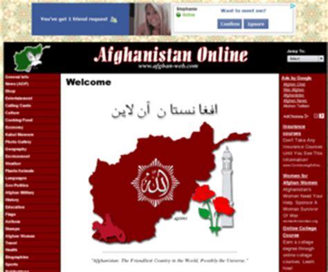 Afghan Chat Room by Afghan Web Afghanistan