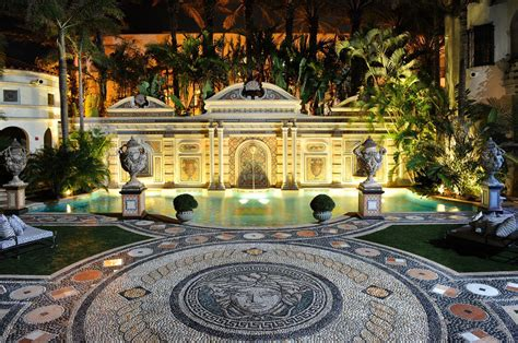 gianni versace house versace mansion where designer was murdered now a celeb favorite hotel people com
