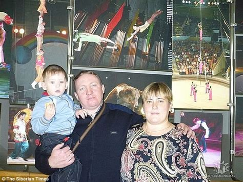 Coz Were Not Children 1 2 russian murdered sons with genetic condition with warfarin daily mail