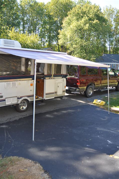 used rv awnings new awning