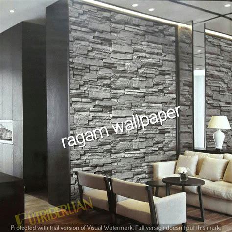 desain interior ruang tamu minimalis  wallpaper