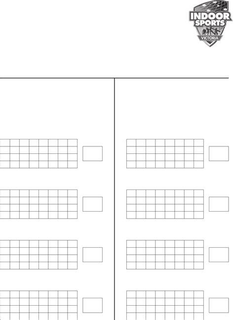 netball umpiring score cards template netball scoresheet for free formtemplate