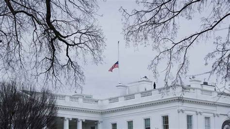white house flag half staff dayton orders flags flown at half staff following deadly school shooting in florida