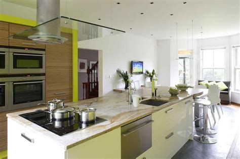 modern kitchen island with hob sink and breakfast kitchen island designs with hob deductour