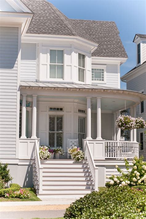 beach house exterior color schemes with beautiful garden 17 best images about curb appeal on pinterest house