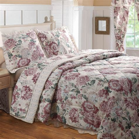 full size bedding sets greenland home fashions emily 4 piece full size comforter