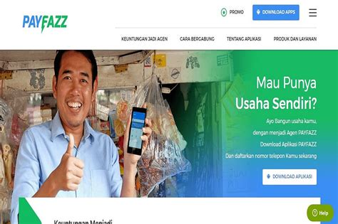 Agen Keuangan Nusantara Payfazz payfazz tawarkan platform keuangan berbasis keagenan dunia fintech