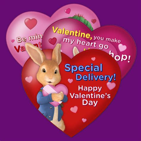 valentines day rabbit 8 diy nick jr s day cards nickelodeon