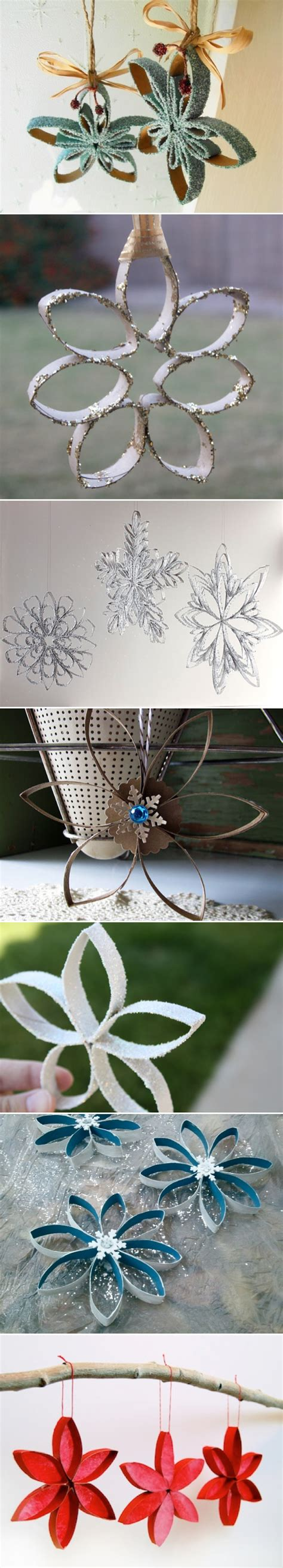 Decorations Made Out Of Toilet Paper Rolls by Toilet Paper Roll Crafts Kubby