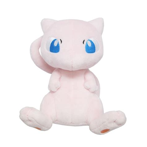 1 2 San Ei Pt72 by 2016 All Collection Mew Plush San Ei