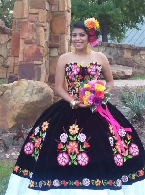 imagenes de vestidos de novia regionales 181 mejores im 225 genes de vestido mexicanos en pinterest