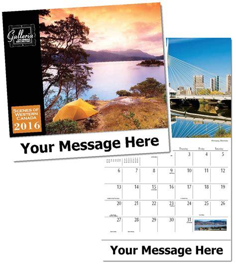 custom western calendars personalized in bulk