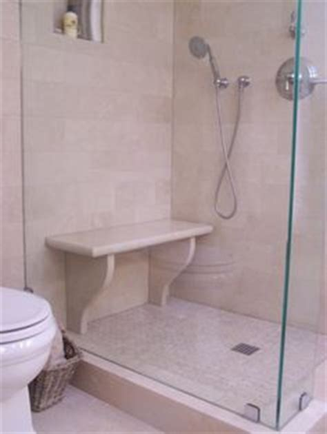 Stand Up Shower With Seat by Stand Up Shower With Bench Seat Bathrooms