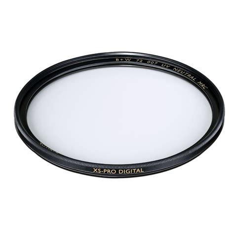 Filter Uv Nisi 58mm Tipe Slim 3mm b w xs pro digital clear 007 mrc 58mm prijzen tweakers