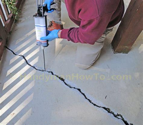 concrete slab repair part 2