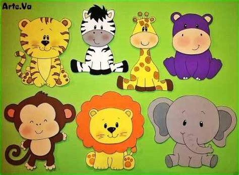 imagenes de animales infantiles en goma eva animales goma eva clasf