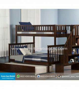 Keranjang Tingkat desain kamar terbaru tempat tidur anak tingkat keranjang