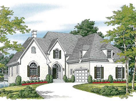 Stucco Home Plans by Stucco And 17634lv Architectural Designs House