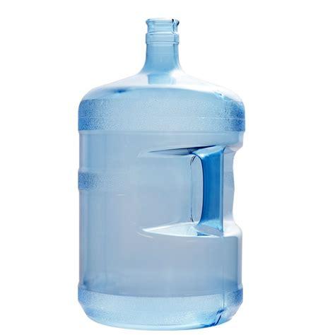 1 Gallon Bottle - 5 gallon water bottle polycarbonate crown cap