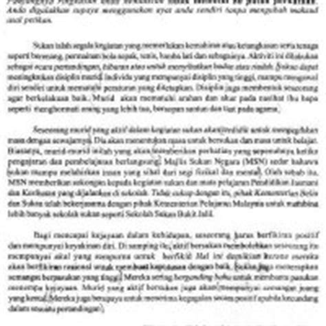 format artikel bahasa inggeris spm contoh soalan karangan bahasa melayu pt3