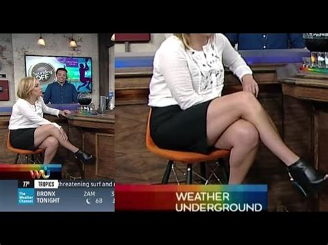 weather channel alex wilson feet gretchen carlson gretchen s glorious gams daaamn 6