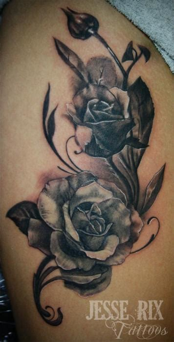sacred rose tattoo north lakes water by rix tattoonow