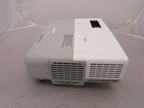 epson emp 83h l epson projector emp 83h powerlite 83 office projector system