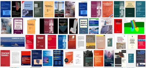 earthquake engineering and structural dynamics structural dynamics and earthquake engineering books