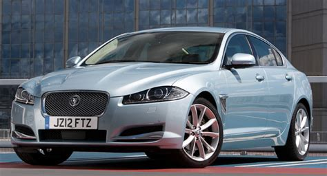 Suplemen Jaguar jaguar xf gets new 163ps version of 2 2 liter turbo diesel