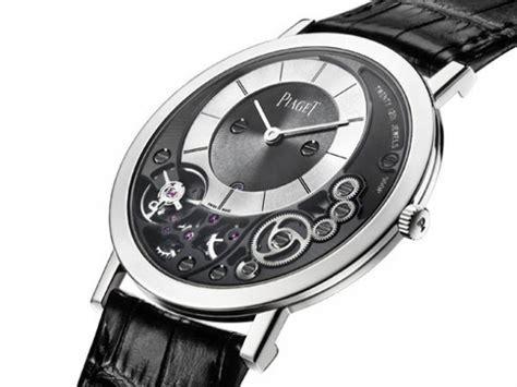 Jam Tangan Led Tipis inilah jam tangan tertipis di dunia arlojinesia