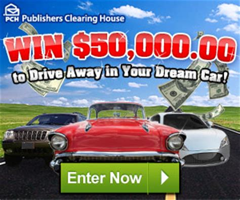 Pch Dream Car Sweepstakes - pch 50k dream car sweepstakes enter online sweeps