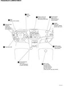location of starter relay on a 1996 nissan quest fixya
