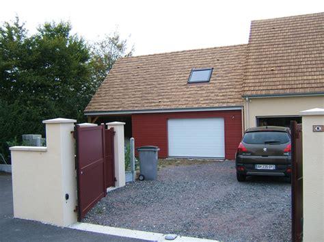 Extension Garage by Extension Elevation 187 Extension Garage Et Auvent