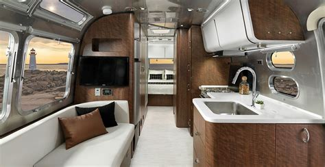 richly millworked airstream trailer wins  nod